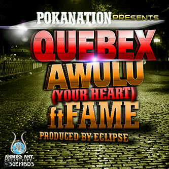 Quebex ft. Fame - AWULU [prod. by Eclipse] Artwork