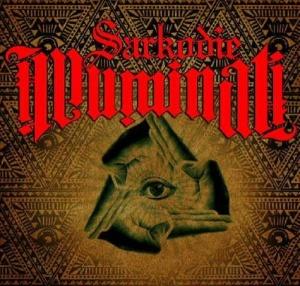 Sarkodie - Illuminati Artwork