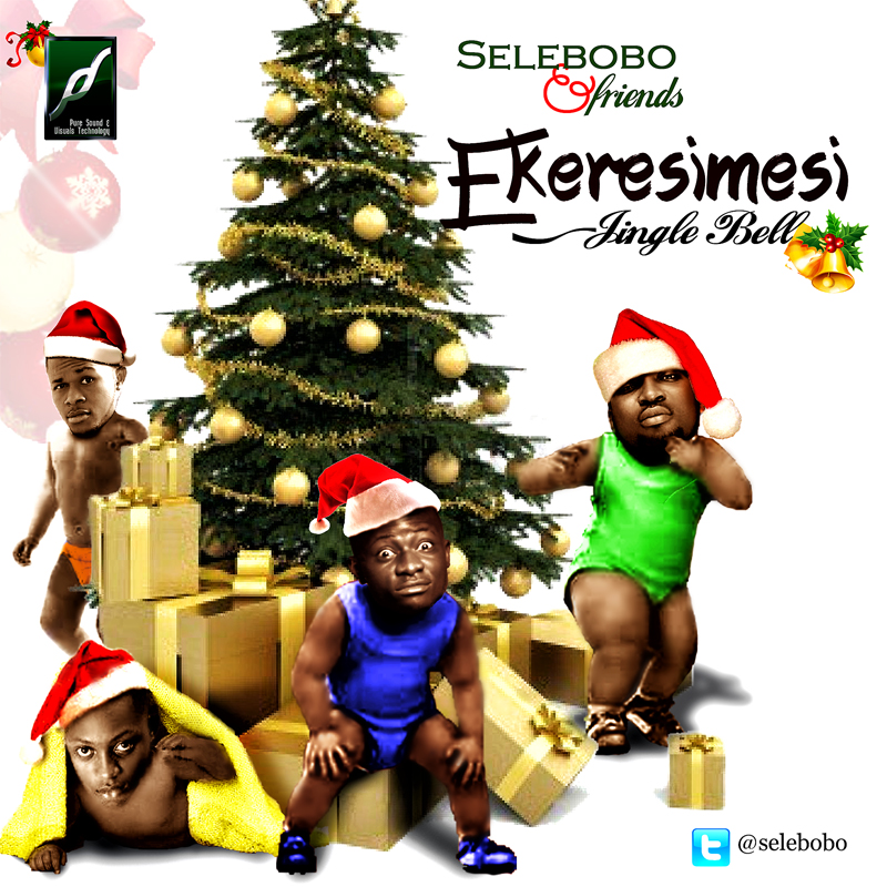 Selebobo ft. Slow Dogg, Kelvin Survivor & Spata E - JINGLE BELL [Ekeresimesi] Artwork | AceWorldTeam.com
