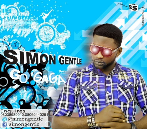 Simon Gentle - GO GAGA [prod. by Mikkyme] Artwork | AceWorldTeam.com