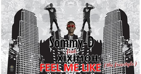 Sommy D ft. Xiximoh - FEEL ME LIKE [prod. by All-Round Beat] Artwork | AceWorldTeam.com