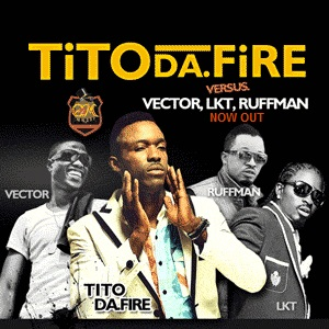 Tito Da.Fire - POUR ME WATER ft. LKT & Ruffman + BRING YOUR LOVING BACK ft. Vector Artwork | AceWorldTeam.com
