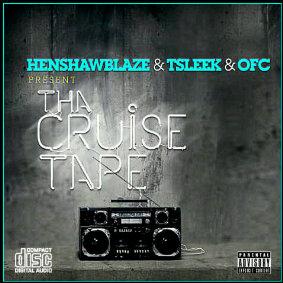 T'Sleek & Henshaw Blaze - FUJI CRUISE [prod. by D'Tunes] Artwork   AceWorldTeam.com