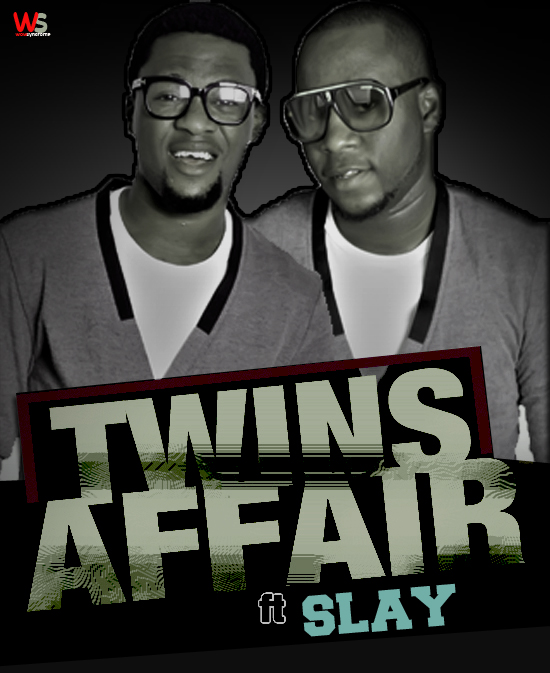 Twins Affair ft. Slay - WE ARE STARS Artwork | AceWorldTeam.com