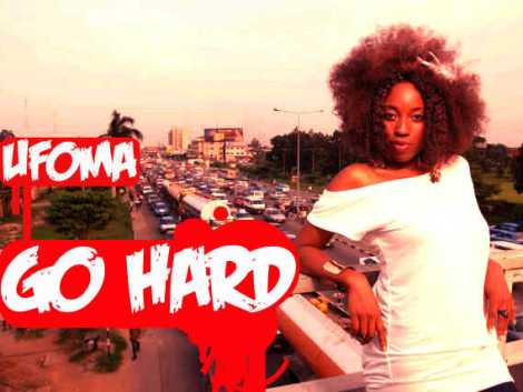 Ufoma Go Hard Artwork | AceWorldTeam.com
