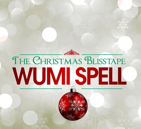Wumi Spell - The Christmas Blisstape Artwork