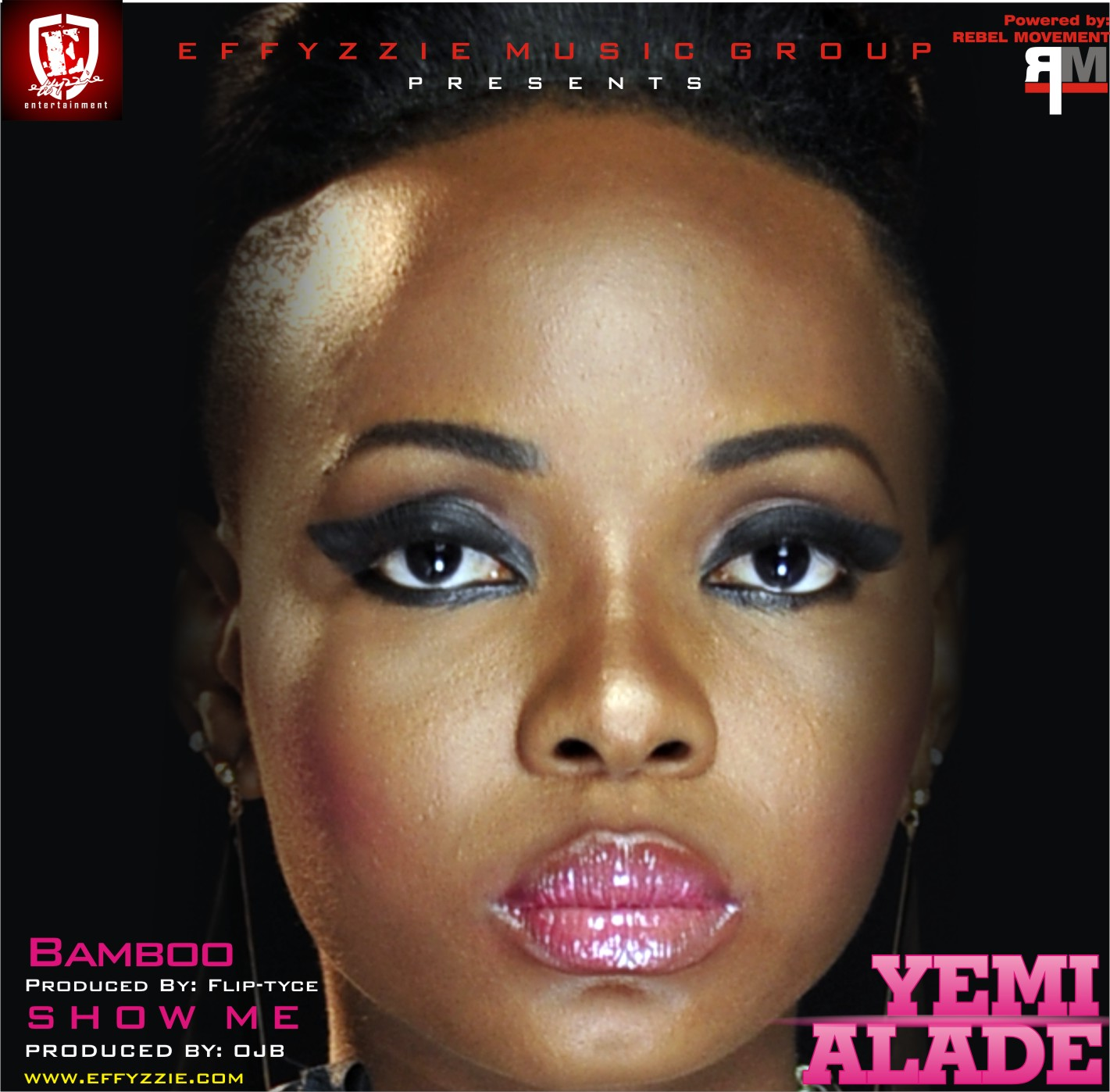 Yemi Alade - BAMBOO [prod. by Fliptyce] + SHOW ME [prod. by OJB Jezreel] Artwork | AceWorldTeam.com