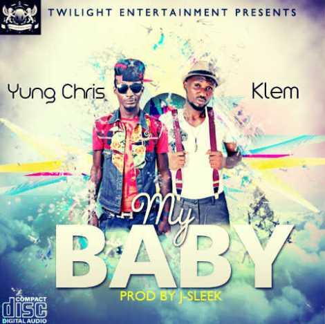Yung Chris ft. Klem - MY BABY [prod. by J-Sleek] Artwork | AceWorldTeam.com