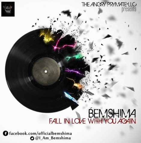 Bemshima - FALLING IN LOVE WITH YOU AGAIN Artwork | AceWorldTeam.com