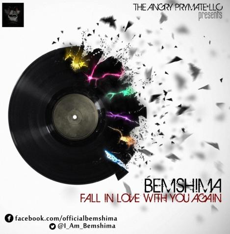 Bemshima - FALLING IN LOVE WITH YOU AGAIN Artwork   AceWorldTeam.com