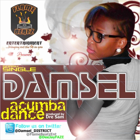 Damsel - ACUMBA DANCE [prod. by Dre Sam] Artwork | AceWorldTeam.com