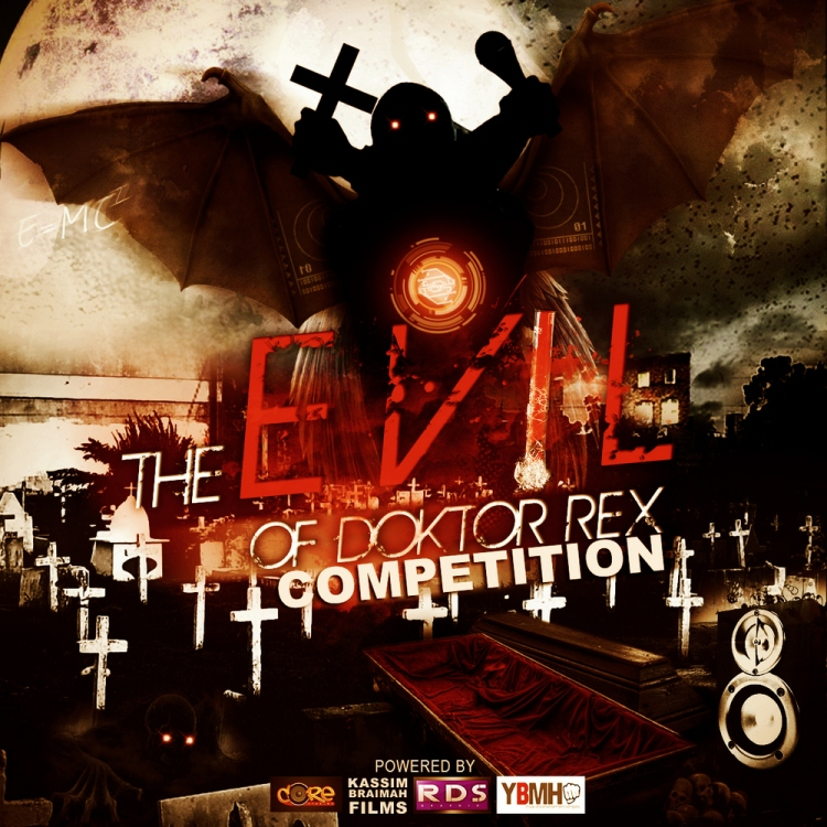 Doktor Rex - Evil Of Doktor Rex COMPETITION Artwork | AceWorldTeam.com