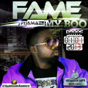 Fame ft. Amaze - MY BOO [prod. by Choco Jay] Artwork | AceWorldTeam.com