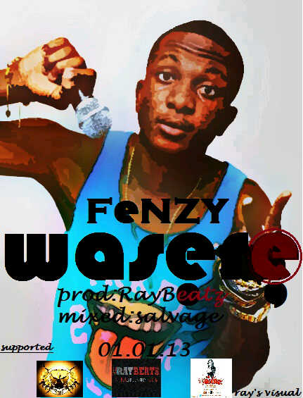 Fenzy - WASERE [prod. by Ray Beatz] Artwork | AceWorldTeam.com
