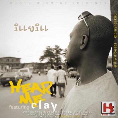 Illwill ft. Clay - HEAR ME Artwork | AceWorldTeam.com
