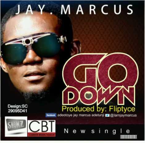 Jay Marcus - GO DOWN [prod. by FLiptyce] Artwork   AceWorldTeam.com