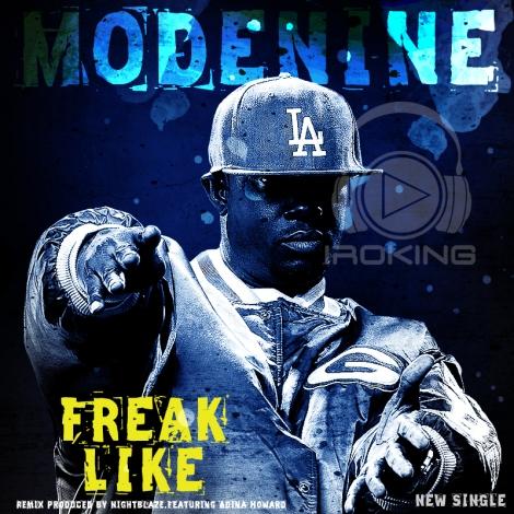 ModeNine ft. Adina Howard - FREAK LIKE Remix [prod. by NightBlaze] Artwork | AceWorldTeam.com