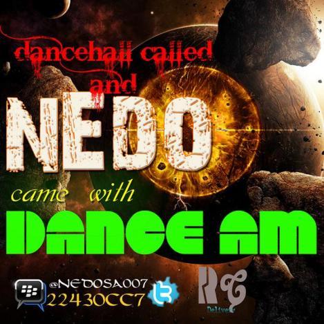 Nedo - DANCE AM [prod. by Htee] Artwork   AceWorldTeam.com