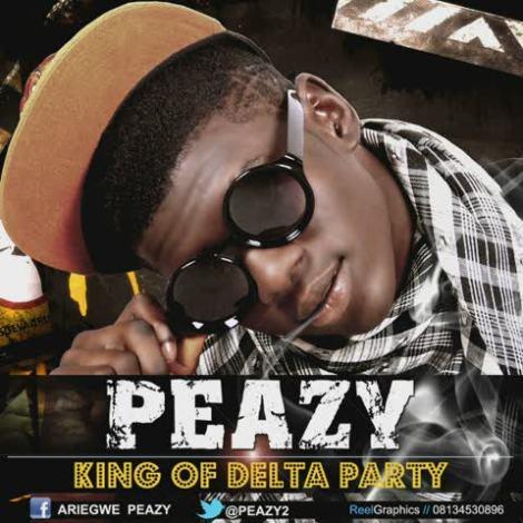Peazy ft. Erigga - BABY FOLLOW [prod. by Prech Records] Artwork | AceWorldTeam.com