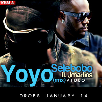 Selebobo ft. J. Martins - YOYO Remix [Official Video] Artwork | AceWorldTeam.com
