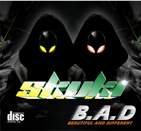 Skuki - B.A.D [Beautiful And Different] Artwork | AceWorldTeam.com